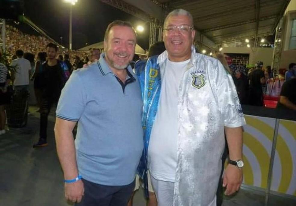 MP apura denúncia de amizade íntima entre juiz e advogado de um dos réus  — Foto: Reprodução/Facebook