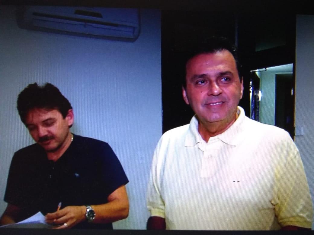 Carlos Eduardo (PDT) promete diminuir 'tamanho administrativo' do Estado - Radio Evangelho Gospel