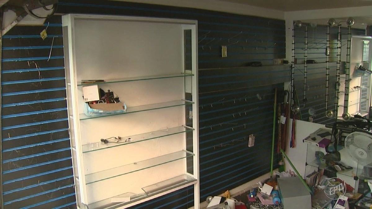 Maioria dos casos de vandalismo no comércio de Campinas ocorre durante o dia, diz SSP