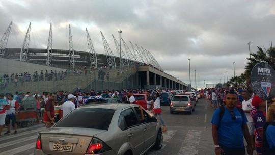 Foto: (Juscelino Filho/GloboEsporte.com)