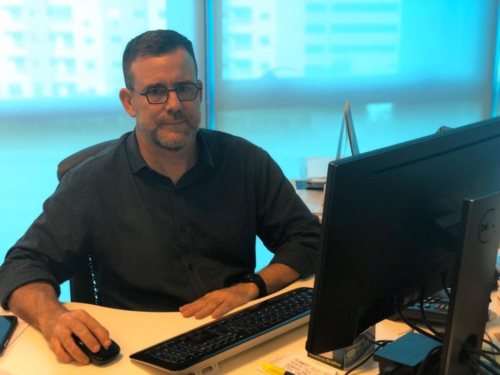 Diretor de operações da Arena do Grêmio, Paulo Rossi — Foto: Divulgação/Arena do Grêmio