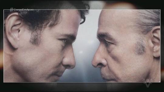 """Veja os bastidores do filme sobre Éder Jofre: """"10 Segundos Para Vencer"""""""
