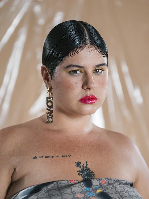 Luiza Junqueira (Foto: Camila Cornelsen)