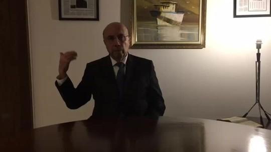 Em vídeo, Meirelles pede orações pela economia e por empregos