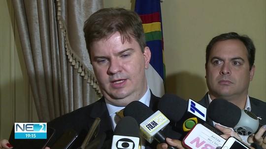 Ministro visita Pernambuco para discutir projetos para o Nordeste