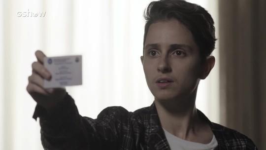 Ivan muda documentação e Joyce rejeita o filho