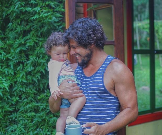Bruno Gissoni e Madalena (Foto: Reprodução / Instagram)