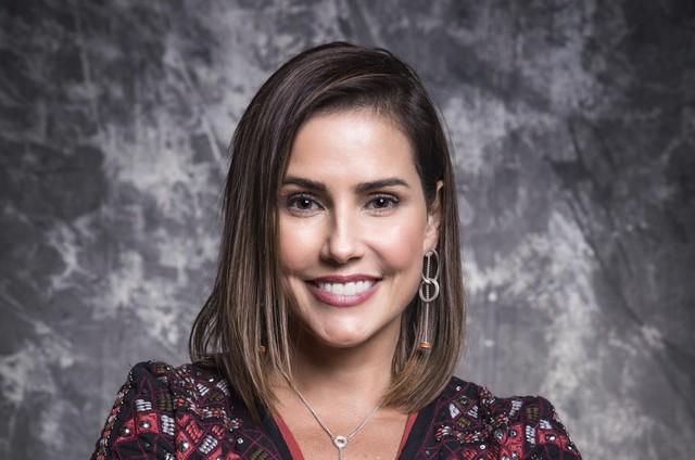 Deborah Secco (Foto: João Miguel Júnior/ TV Globo)