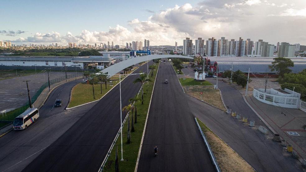 Governadora anunciou toque de recolher no Rio Grande do Norte — Foto: Sandro Menezes