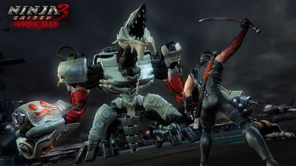 Ninja Gaiden Master Collection traz os três games da saga moderna de Ninja Gaiden com melhorias — Foto: Reprodução/Steam