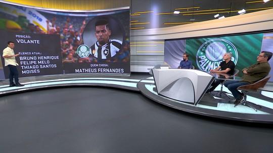 Acertou ou errou? Seleção SporTV analisa as contratações do Palmeiras para 2019