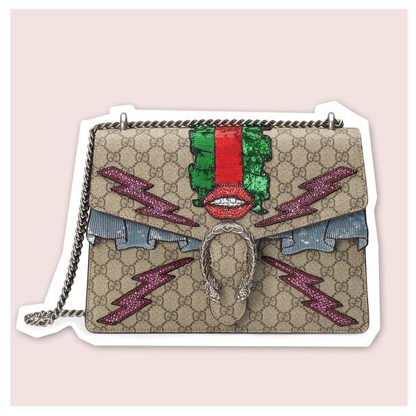 Bolsa 'Dionysus GG Supreme' da Gucci (Foto: Reprodução)
