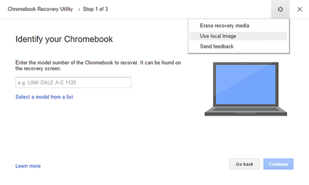 Chromebook Recovery Utility | Download | TechTudo