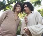 Marcius Melhem e Adnet gravam 'Tá no ar' |  Globo/Mauricio Fidalgo