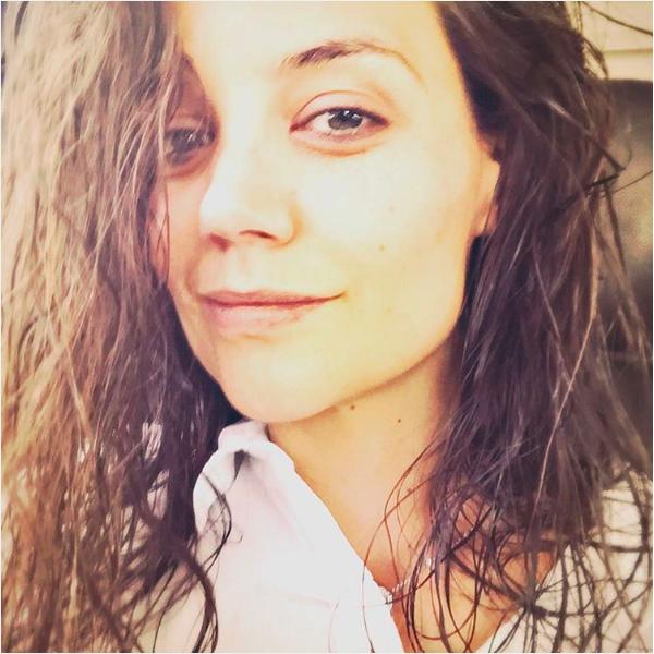 A atriz Katie Holmes (Foto: Instagram)