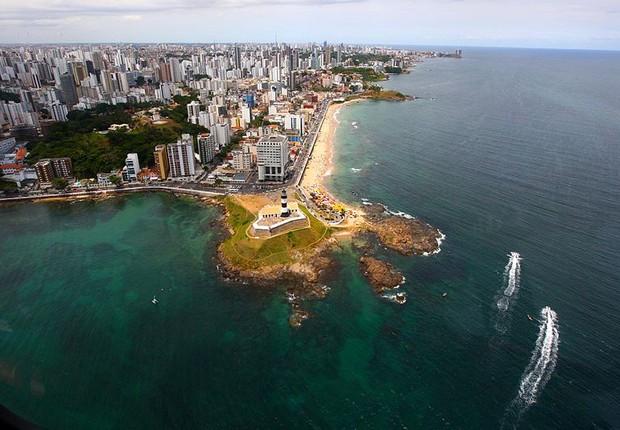 Salvador, Bahia (Foto: Wikipedia)