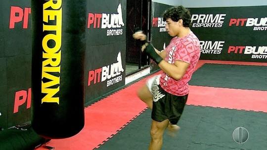 Lutadores potiguares sonham com a chance de lutar no UFC