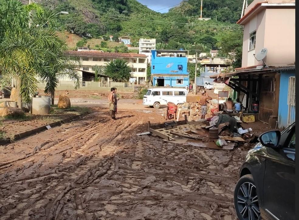 Município de Espera Feliz está em situação de emergência — Foto: Prefeitura de Espera Feliz/Divulgação