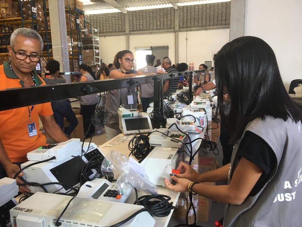 453 mil cearenses ficam impedidos de votar com decisão do STF — Foto: Anna Valéria/TV Bahia