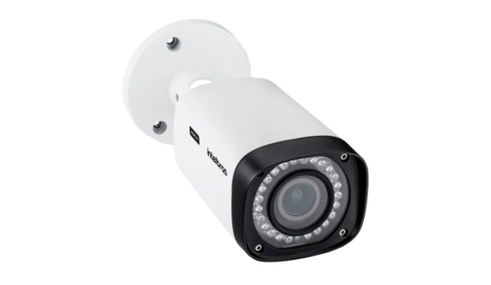 Câmera Intelbras HDCVI varifocal VHD 5250 Z  (Foto: Divulgação/Intelbras)