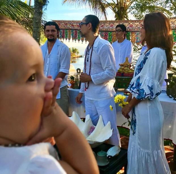 Casamento de Yanna Lavigne e Bruno Gissoni (Foto: Reprodução/Instagram)