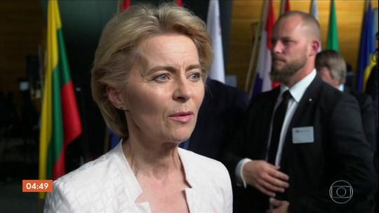 Pela primeira vez na história, uma mulher vai presidir a Comissão Europeia