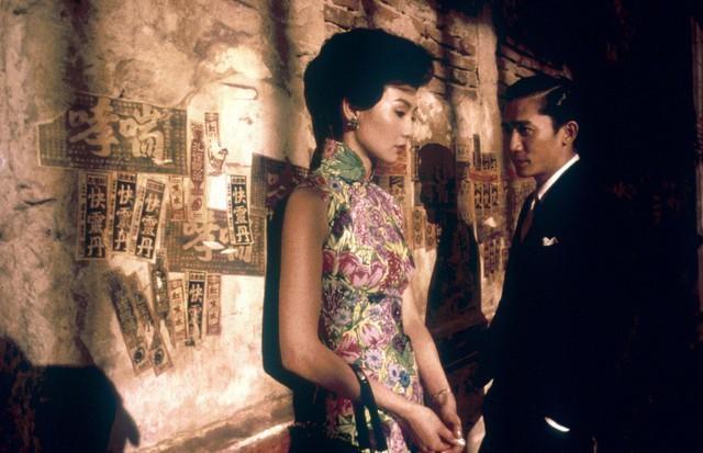 Maggie Cheung, Amor à Flor da Pele (2000) (Foto: Divulgação/ Alamy)