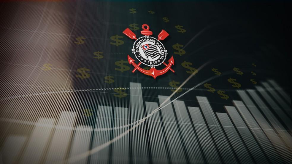 As finanças do Corinthians — Foto: Infoesporte