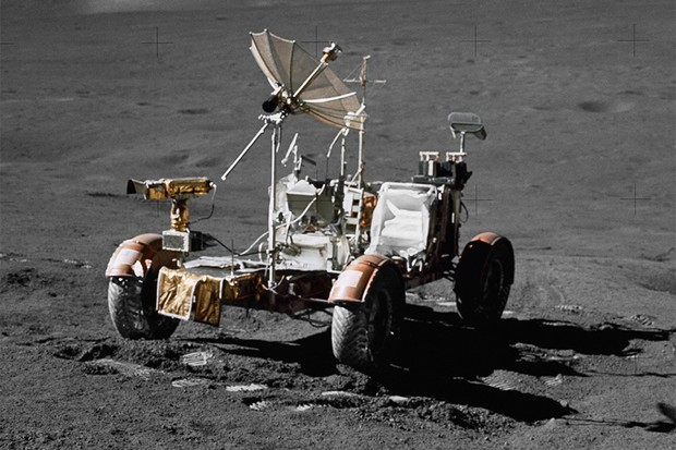 Lunar Rover Vehicle (Foto: LRV)