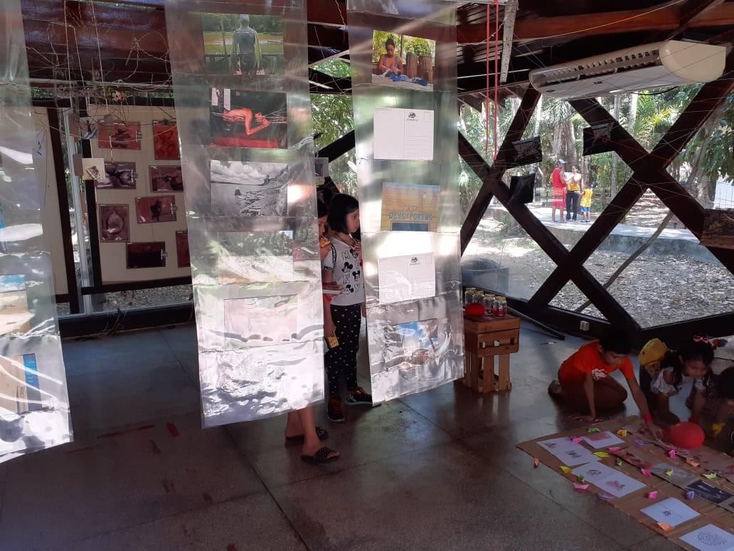 Museu Sacaca recebe exposição de artes que mostra relação do ribeirinho do AP com a natureza - Notícias - Plantão Diário