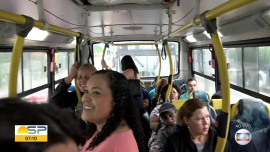 BDSP embarca na Linha 190 da EMTU que vai de Taboão da Serra até o Metrô Conceição
