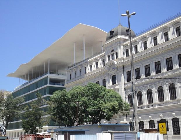 Museu de Arte do Rio (Foto: wikkimedia commons / Mwaldeck )