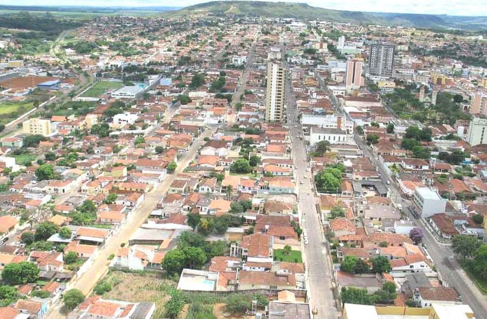 Cidade de Patrocínio — Foto:Prefeitura de Patrocínio/ Divulgação