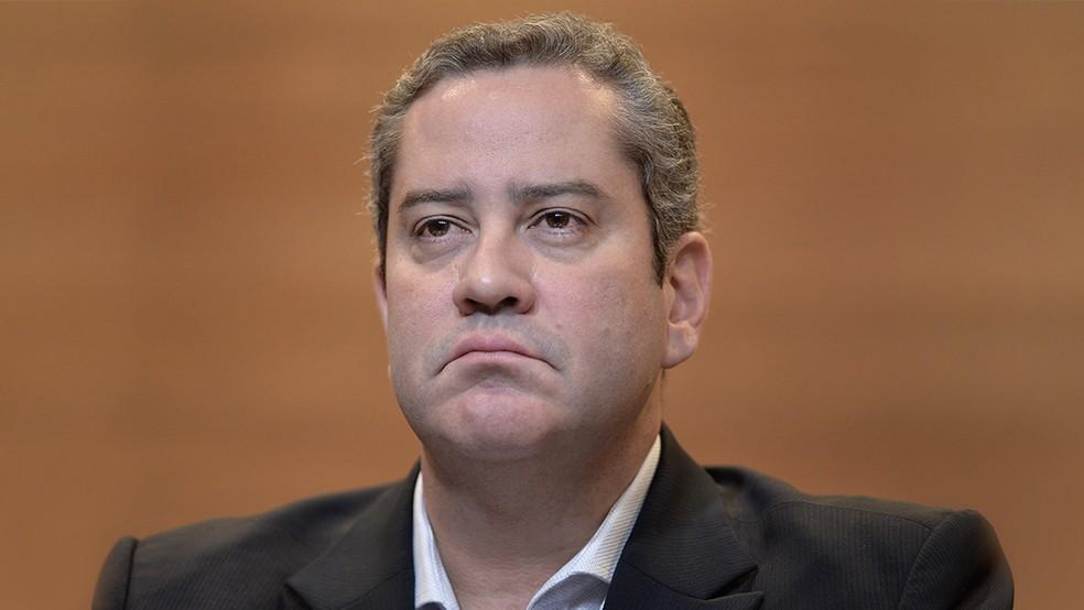 Rogério Caboclo, presidente afastado da CBF — Foto: Agif