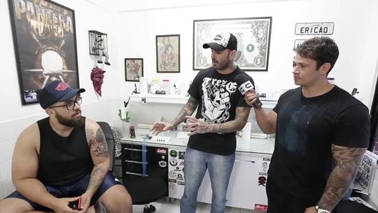'Missão Repórter Combinado' invade o universo das tatuagens