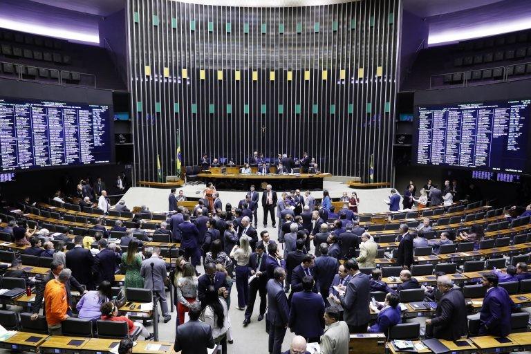 Plenário da Câmara (Foto: Luis Macedo/Câmara dos Deputados)