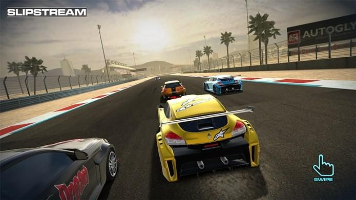 Race Team Manager possui gráficos de ponta, mas o foco é na administração da sua equipe (Foto: Divulgação)