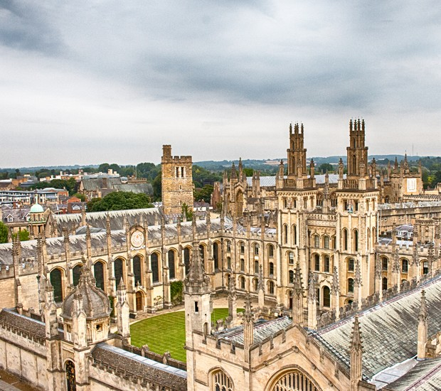 Universidade de Oxford, na Inglaterra (Foto: Thinkstock)
