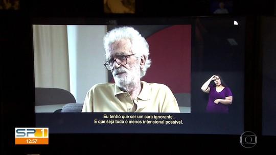 Exposição em SP mostra a trajetória do cineasta Eduardo Coutinho
