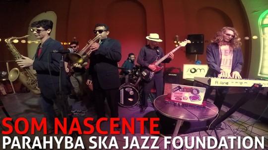 Parahyba Ska Jazz Foundation une música jamaicana com frevo e afrobeat no Som Nascente