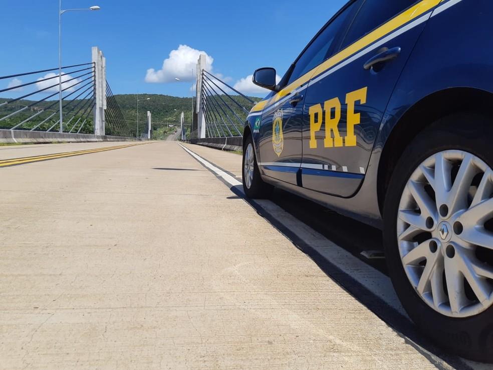 Operação da PRF será realizada nas rodovias federais — Foto: PRF/Divulgação