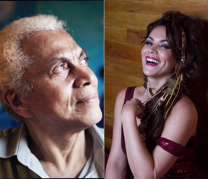 Paulinho da Viola se apresenta com a filha no Teatro Castro Alves, em Salvador