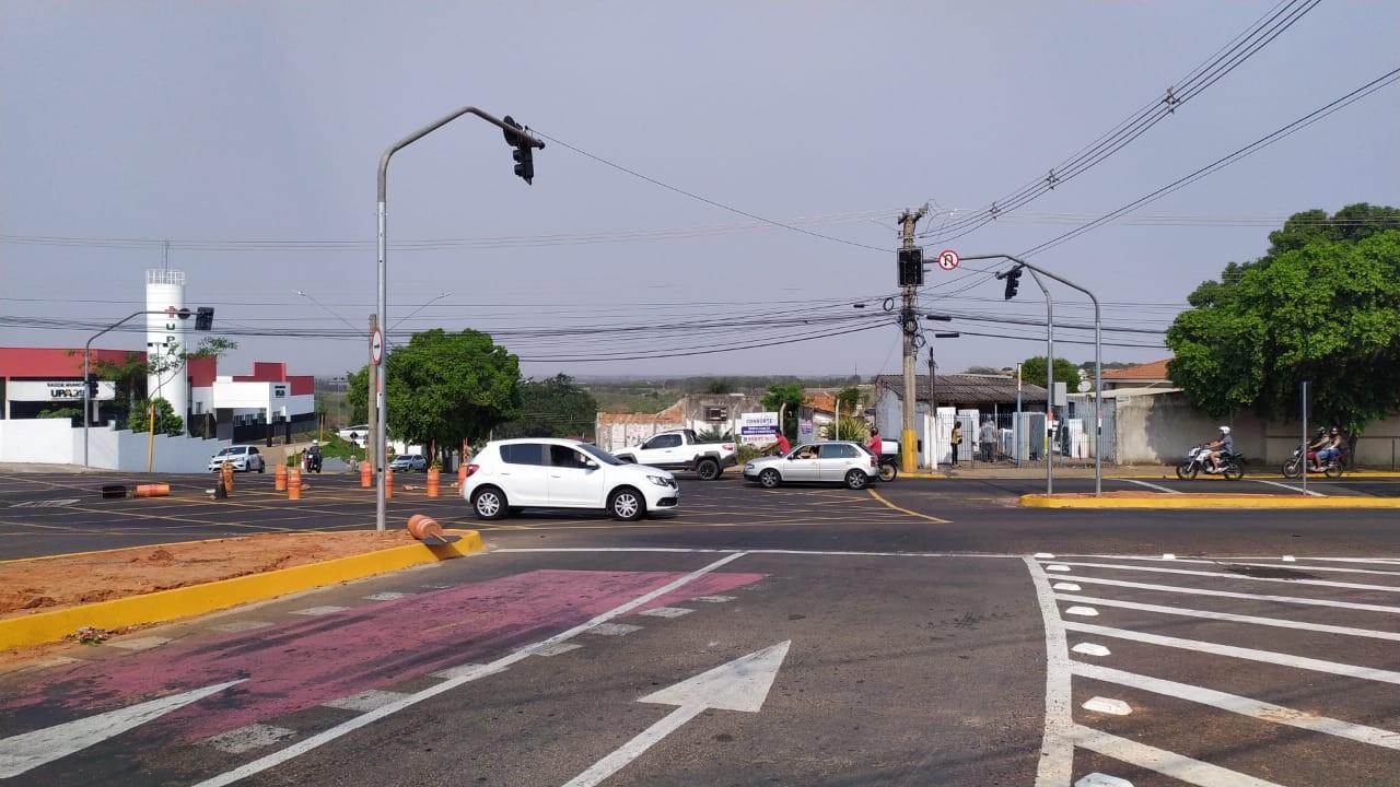 Semob inicia nesta quinta-feira período de testes em semáforos instalados nas proximidades da UPA da zona norte