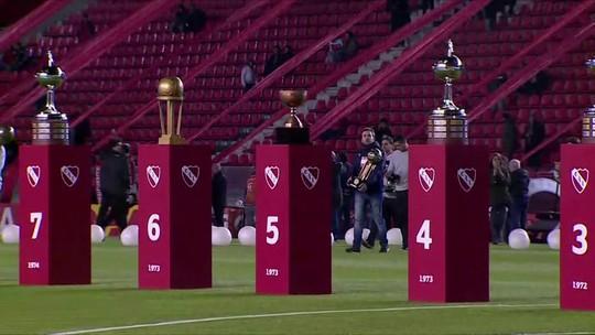 Supercampeões, Independiente e River medem forças na Libertadores