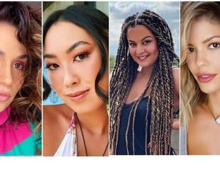 Nanda Costa, Ana Hikari, Gabriela Loran e Vitória Strada são algumas das atrizes a se posicionar   Reprodução