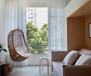 Estúdio de 18 m² em Copacabana tem décor descolado e boas soluções