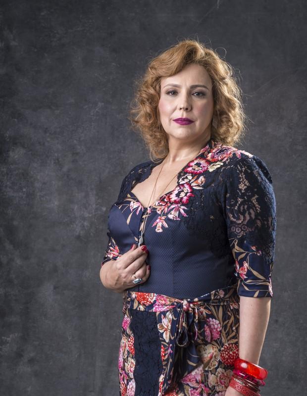 Ondina (Ana Beatriz Nogueira)  (Foto: Globo/João Cotta)