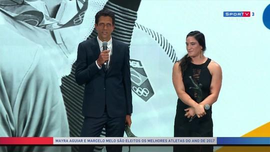 """Da dúvida ao prêmio, Marcelo Melo festeja tênis no topo: """"Falta medalha olímpica"""""""