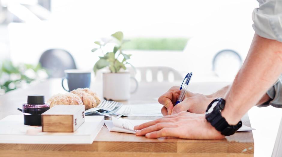 Documento, papel, burocracia, papelada (Foto: Reprodução/Pexel)