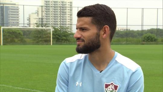 Jadson atinge marca pessoal e curte momento de artilheiro no Fluminense